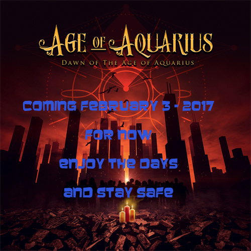 age of aquarius happy holidays